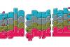 Graffitica - Arabic Colorfont example image 2