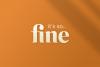 Emirates - Beautiful Curved Font example image 23