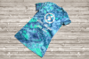 Tie Dye Tee Product Mock Up example image 3