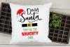 Dear Santa Christmas Bundle SVG cut files example image 3