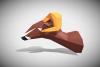 RAM DIY Paper Sculpture Animal head Trophy example image 6