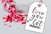 Cute Valentines Overlays-Valentines Day Overlay Collection example image 8