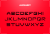 RAVENGER EXCLUSIVE DISPLAY FONT example image 7
