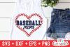 Baseball Bundle 3   SVG Cut File example image 8