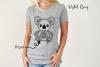 Koala SVG / PNG / EPS / DXF Files example image 7