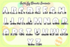 Easter Joy Bunnies - A Lovely Craft Font example image 2