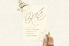Simplicity Angela - Calligraphy Font example image 6
