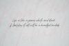 Right Female / Elegant Bold Script example image 6