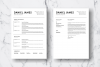 Resume Template Vol. 18 example image 4