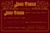 Barakah Typeface  Extras example image 5