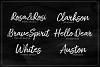 Amithen Brush Font example image 7