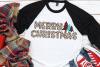 Buffalo Plaid Christmas Tree - Leopard Merry Christmas SVG example image 2