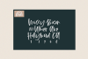 Maybe - Script Font with Doodles example image 3