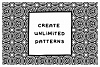 Vector Brushes - Handmade Tribal Style Graphics example image 16