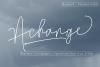 Achange Font Duo example image 2