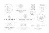 Minimal Geometric Logos - Volume 2 example image 6