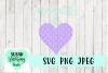 Mermaid at Heart SVG, PNG, JPEG example image 2