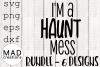Halloween Bundle- Cut File example image 5