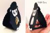 Animal egg holder designs Duck, Rabbit, Penguin and Lamb example image 4