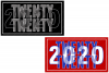 2020 New Year Designs for PRINTING, High Resolution example image 11