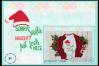 Sorry Santa naughty just feels nice funny Christmas design example image 1