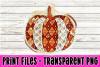 Pumpkin Bundle - Fall Bundle - Print Files Clipart example image 2