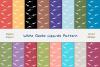 Digital Papers Gecko Lizards Pattern Desert Animals Clipart example image 1