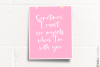 The Cuties Bundle - Fonts with Doodles - example image 24