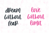 romantic stories - handcraft font - example image 4