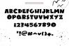Pink Polka - A Bold Polka Dot Font example image 7