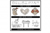 Gobble Gobble - A Thanksgiving / Fall Doodles Font example image 4