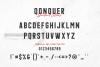 Qonquer Millanova | Font Duo example image 11