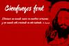 Cienfuegos font example image 2