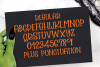 Halloween Party - A Spooky Font Duo example image 2