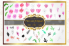 Watercolor Floral Cliparts example image 1