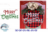 Merry Christmas SVG | Retro Christmas SVG File example image 1
