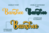 Hansley - Retro Font example image 4