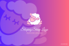 Sleeping Sheep Logotype example image 1