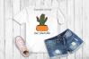 17 Digital Stamps Potted Cactus Succulents Clipart Bundle example image 2