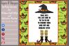 Halloween Design file example image 3