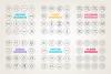 77 Off - Circle Icons Big Bundle example image 6