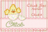 Chick Set_Appliquè example image 8