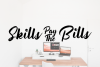 Button Shield Brush Font example image 6