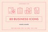 Line Icons - Business example image 1