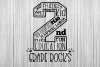 2nd grade rocks svg first day of 2nd grade shirts svg dxf example image 2