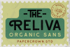Reliva - Organic Sans EXTRA example image 1