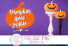 Pumpkin Spice Junkie SVG, Pumpkin, Farmhouse,Autumn, Fall example image 4