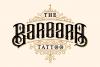 Barakah Typeface  Extras example image 6