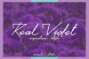 Real Violet example image 2