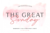 The Great Sunday example image 1